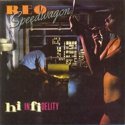 REO Speedwagon - Original Album Classics [5CD Box Set] (2011)