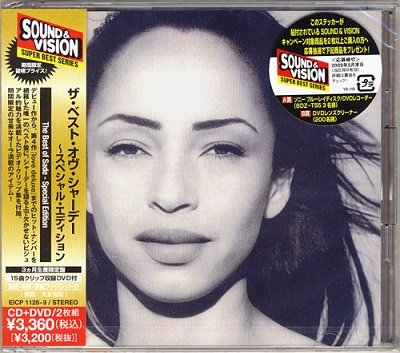 Sade - Discography [Japanese Editions] (1984-2011)