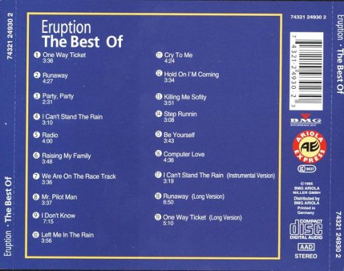 The Best Of (1995) FLAC Full Album Download On