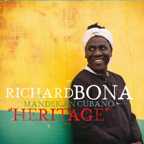 Richard Bona & Mandekan Cubano - Heritage (2016) [Hi-Res]