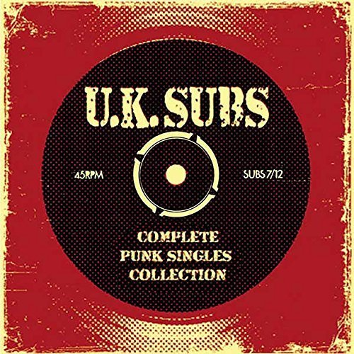 Uk Subs Complete Punk Singles Collection 2018 Full