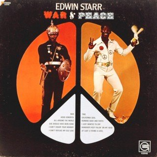 Edwin Starr - Collection (17 Albums) 1968-2001 | IsraBox