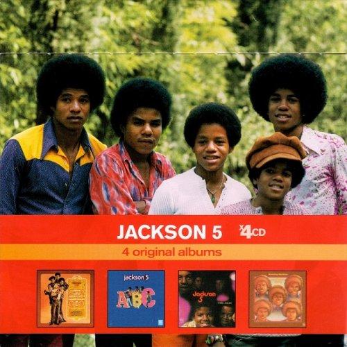 The Jackson 5 - 4 Original Albums (2010) | IsraBox