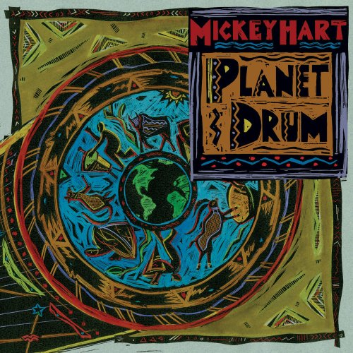 Mickey Hart - Planet Drum (1991/2016) [HDTracks]