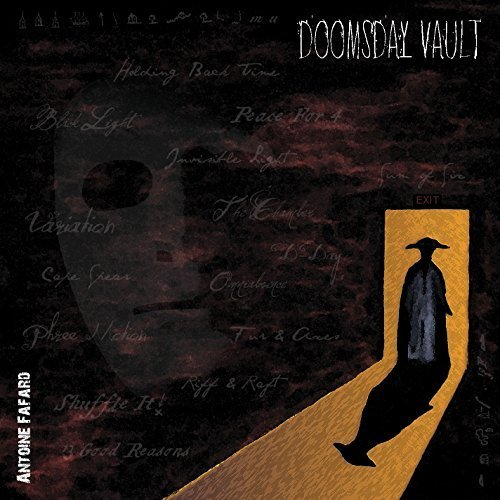 Antoine Fafard – Doomsday Vault (2018)