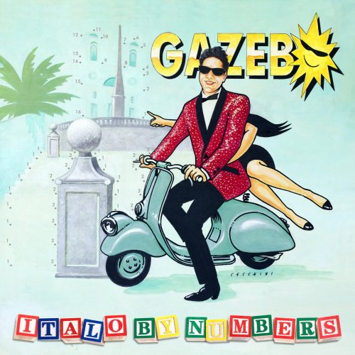 Gazebo – Italo By Numbers (2018)
