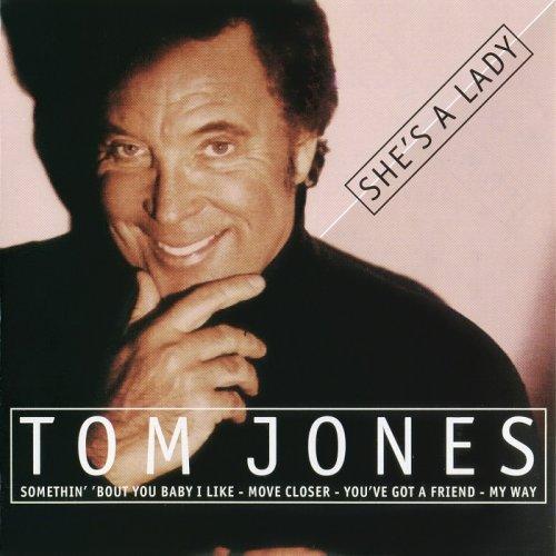 Tom Jones – She's A Lady (1996) Lossless