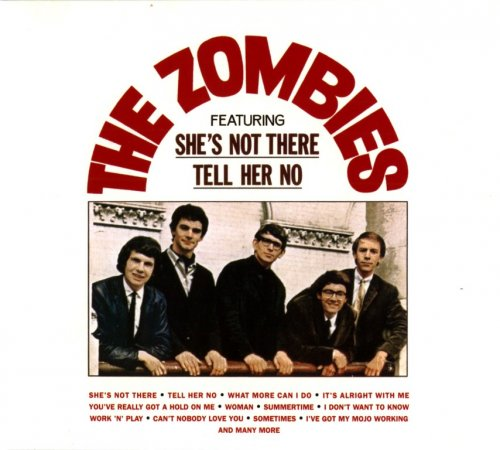 The Zombies Begin Here 1965 2001 Reissue
