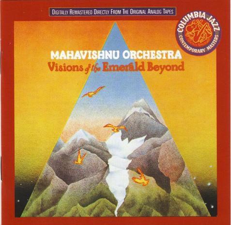 Mahavishnu Orchestra Visions Of The Emerald Beyond 1991