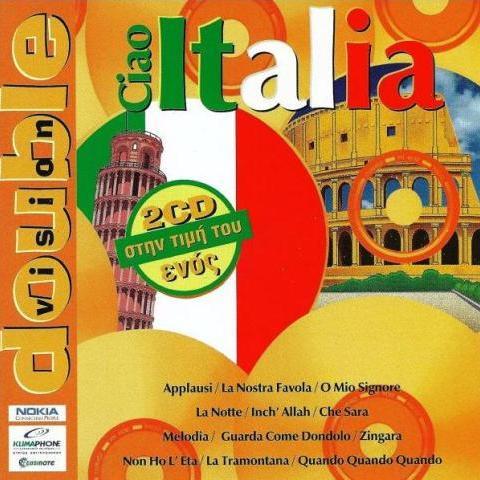 VA – Ciao Italia [2CD] (2001)  Flac