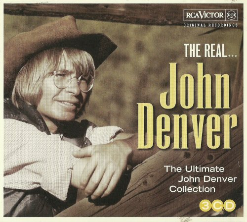 John Denver – The Real… John Denver [3CD] (2013)