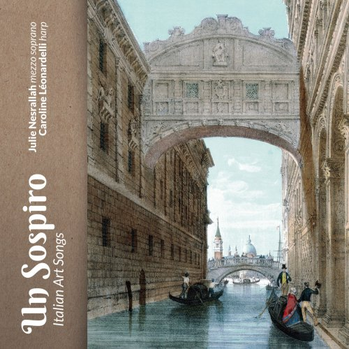 Julie Nesrallah & Caroline Leonardelli - Un sospiro: Italian