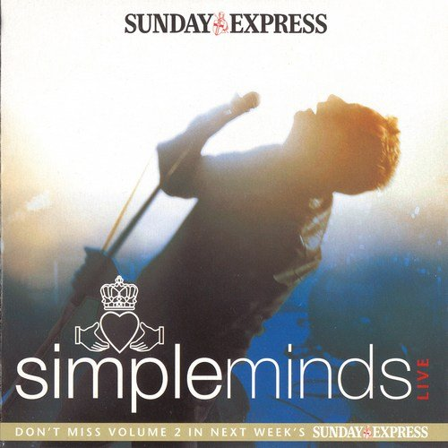 Simple Minds – Sunday Express: Live, Volumes 1 & 2 (2007)