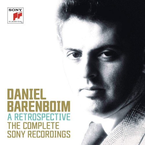 Daniel Barenboim - A Retrospective: The Complete Sony Recordings (2017)