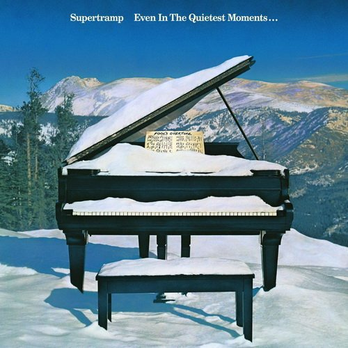 Supertramp - Even In The Quietest Moments [LP] (1977)