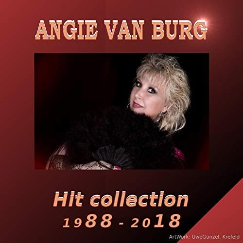 Angie van Burg - Angie van Burg Hit Collection 1993-2018 (2018)