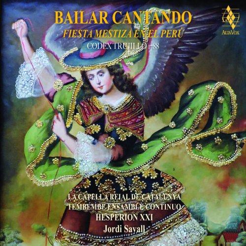 Jordi Savall - Bailar Cantando (2018)