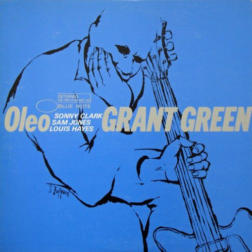 Grant Green – Oleo (1962) [Vinyl]  Flac