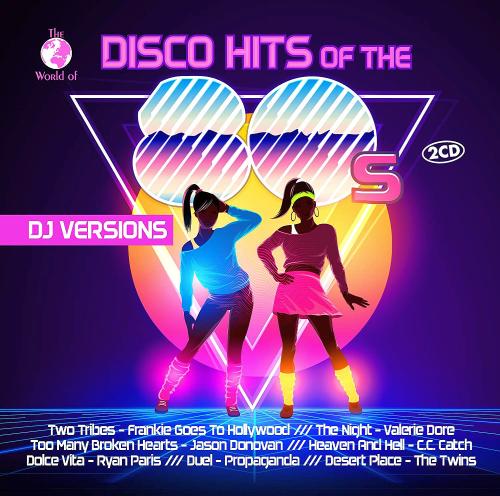 VA – Disco Hits Of The 80s DJ Versions (2018)2CD MP3