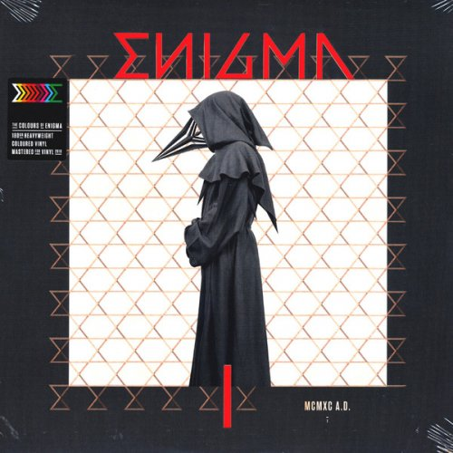 Enigma – MCMXC A.D. The Colours Of Enigma (2018) [Vinyl]