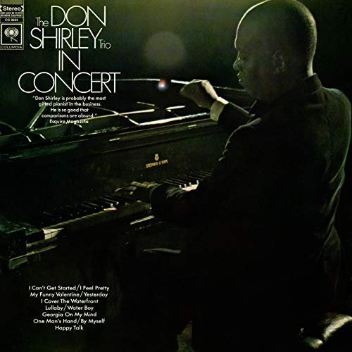Don Shirley Trio – In Concert (Expanded Edition) (1968/2018)