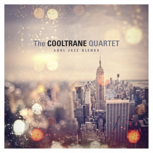 The Cooltrane Quartet – Cool Jazz Blends (2014)