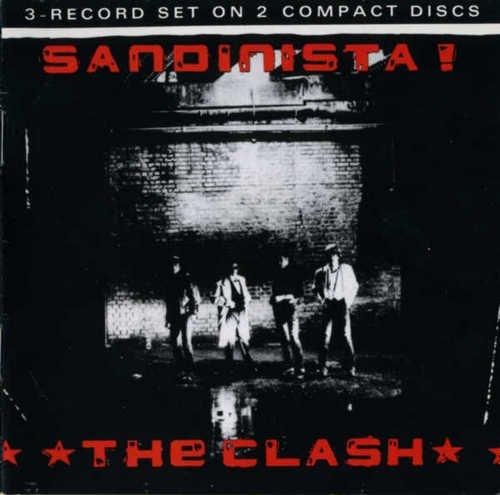 The Clash – Sandinista! [2CD Set] (1980) [Remastered 1999]