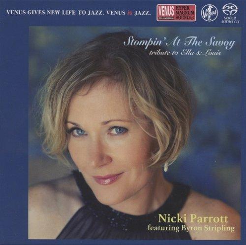Nicki Parrott Stompin At The Savoy 2018 Sacd Full