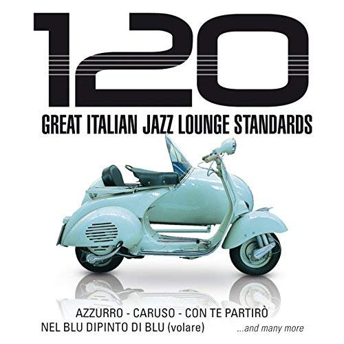 Massimo Faraò Trio – 120 Great Italian Jazz Lounge Standards  (2012)