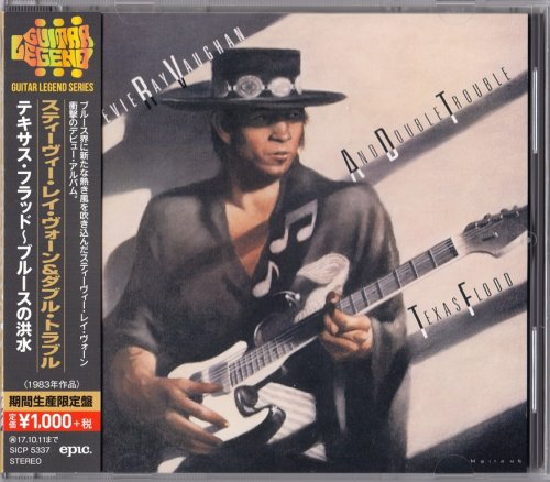 Stevie Ray Vaughan And Double Trouble – Texas Flood (1983) {2017, Japanese Reissue}