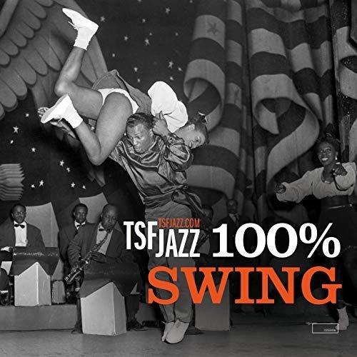 VA – TSF Jazz 100% Swing (2018)