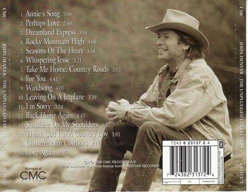 John Denver The Unplugged Collection 1996 Full Album