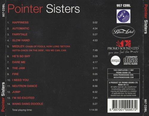 Pointer Sisters (2007) Full Album