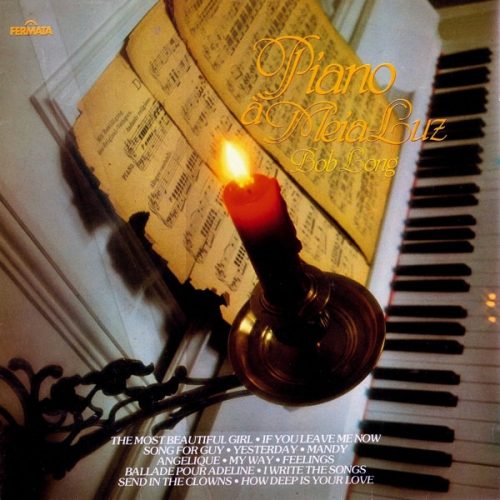 Bob Long - Piano a Meia Luz (1982)