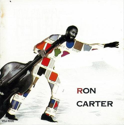Ron Carter -  The Man With The Bass (1986)