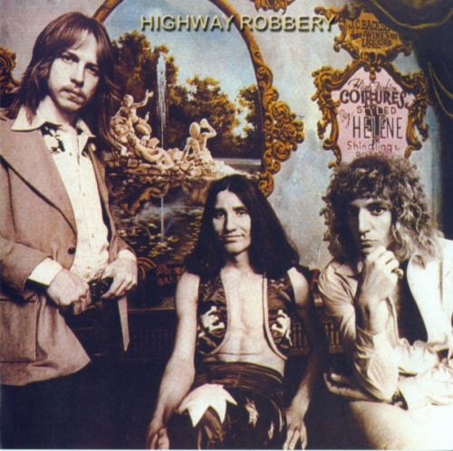 Highway Robbery - Highway Robbery (1972) (1998) Lossless