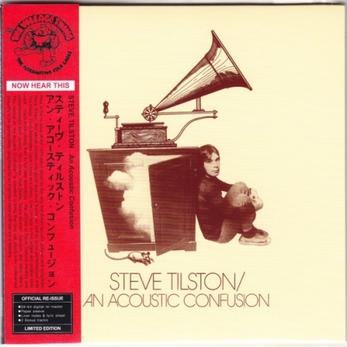 Steve Tilston - An Acoustic Confusion (1971) [Limited Edition] (2007) Lossless