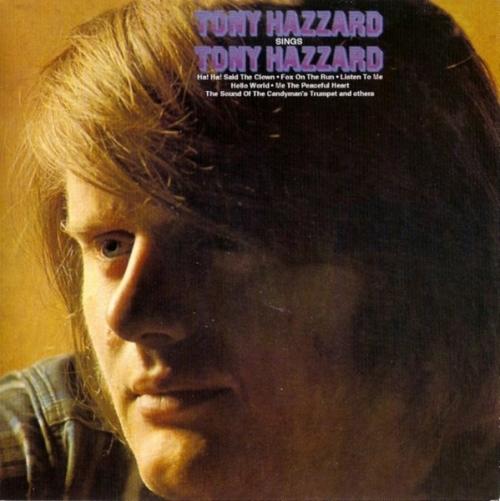 Tony Hazzard - Tony Hazzard Sings (1969) (2007) Lossless