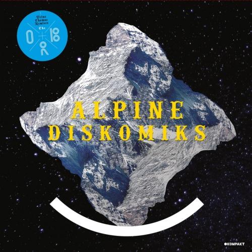 The Orb - Alpine Diskomiks - Sin In Space, Pt. 2 (2016)