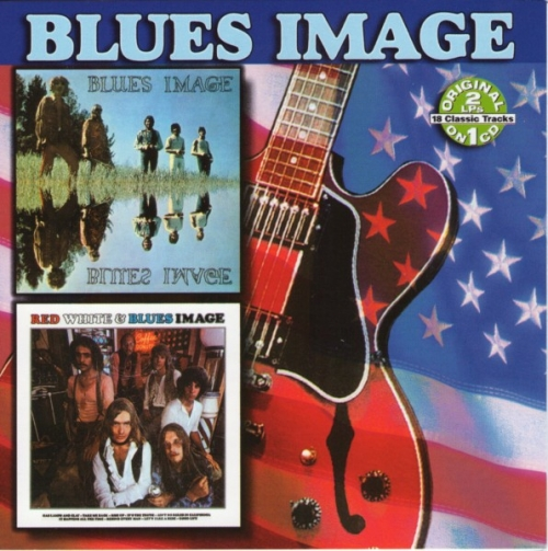 Blues Image - Blues Image / Red White and Blues Image (1969-70) (2005) Lossless