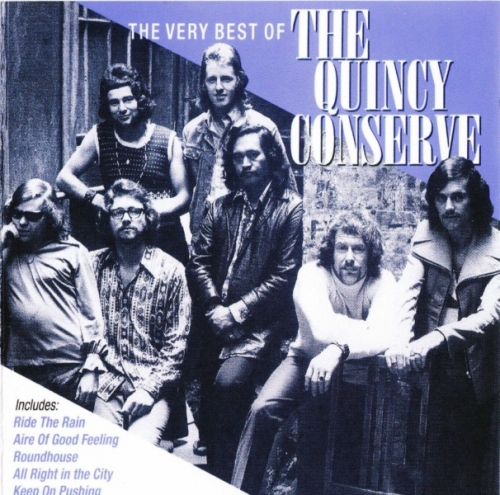 The Quincy Conserve - The Very Best Of (1968-73) (2001)Lossless