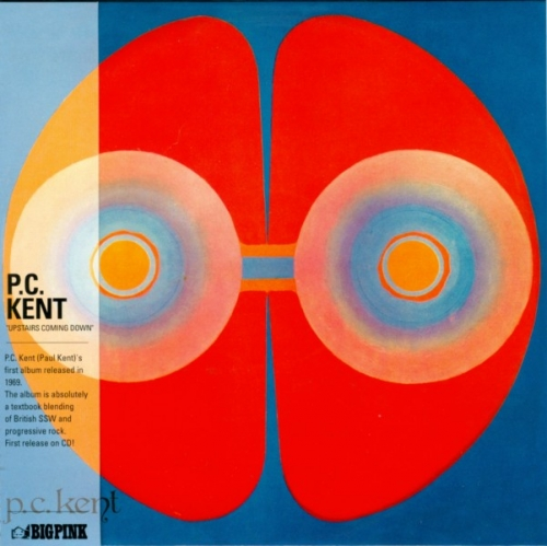 P.C.Kent - Upstairs Coming Down (1970) [Korean Remastered] (2015) Lossless