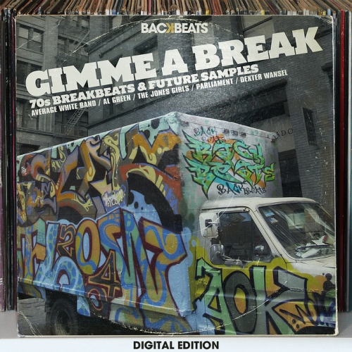VA - Gimme A Break [70s Breakbeats & Future Samples] (2009)