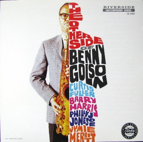 Benny Golson - The Other Side Of Benny Golson (1958)