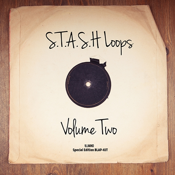 !llmind - S.T.A.S.H. Loops Volume 2 WAV