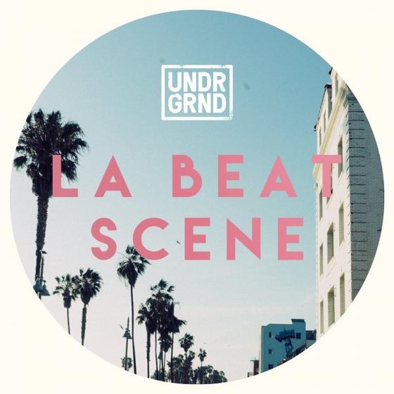 UNDRGRND Sounds LA Beat Scene WAV MiDi REX AiFF