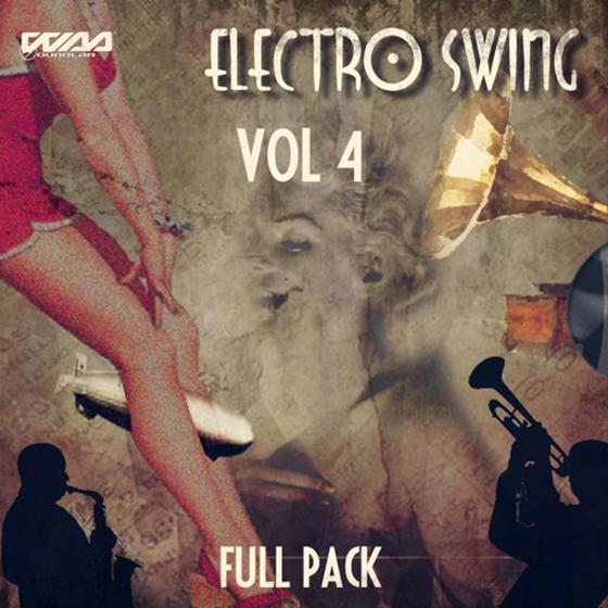 WaaSoundLab Electro Swing Vol.4 MULTiFORMAT