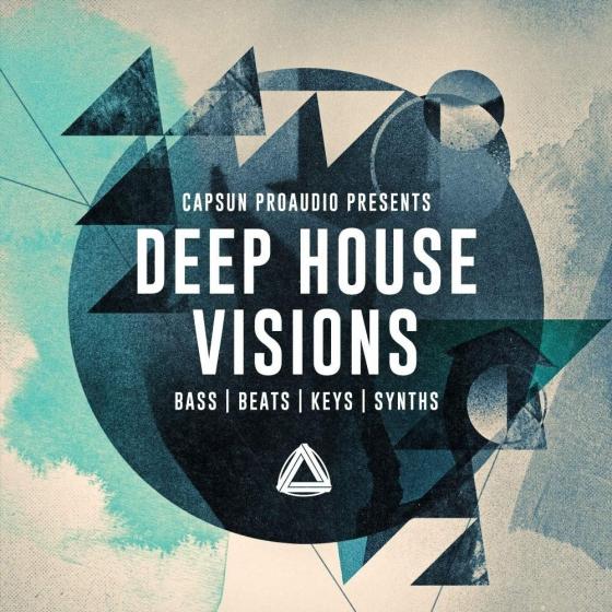CAPSUN ProAudio Deep House Visions WAV