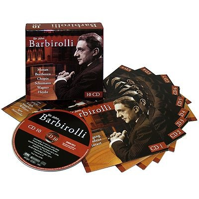 Sir John Barbirolli Edition [10 CD Box Set] (2007) (LOSSLESS & MP3)