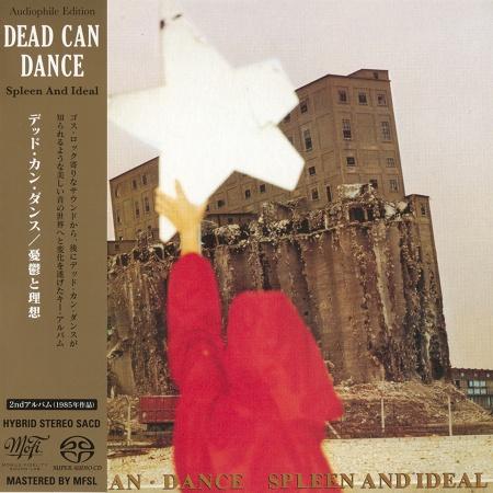 Dead Can Dance - SACD Box Set (MFSL Remaster) (2008) {Japan, SACD/FLAC/HD/MP3}